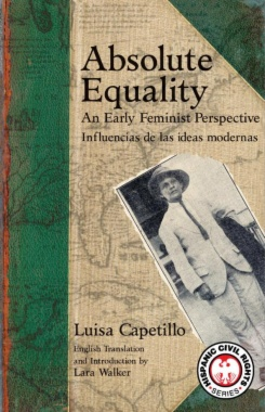 Absolute equality : an early feminist perspective = Influencias de las ideas modernas
