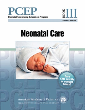 PCEP Book III:  Neonatal Care (3rd ed.)