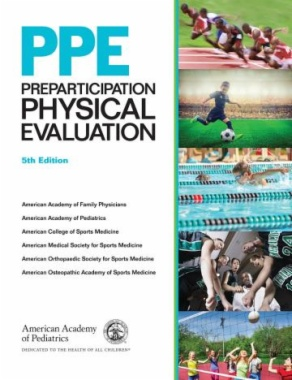 PPE Preparticipation Physical Evaluation (5th ed.)