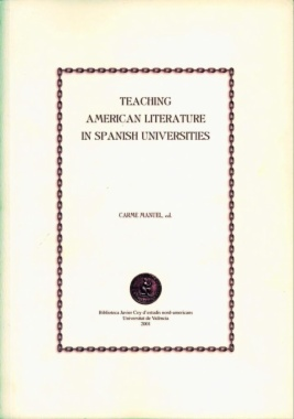 Teaching American literature in Spanish universities