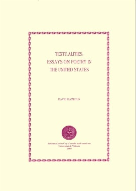 Textualities : essays on poetry in the United States