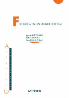 Filosofía en un mundo global