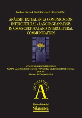 Análisis textual en la comunicación intercultural = Language analysis in cross-cultural and intercultural communication