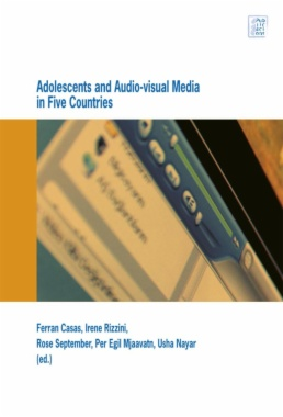 Adolescents and audio-visual media in five countries