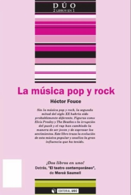 La música pop y rock, y, El teatro contemporáneo