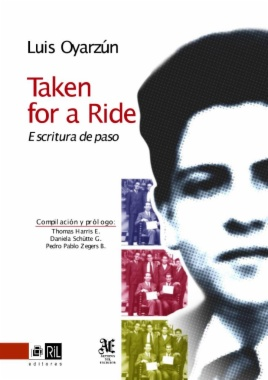 Taken for a ride. Escritura de paso