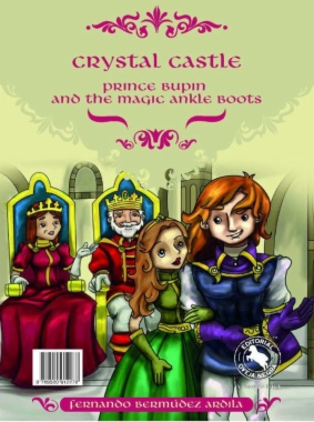 Crystal castle: prince Bupin and the magic ankle boots