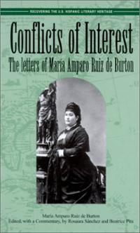 Conflicts of interest : the letters of María Amparo Ruiz de Burton