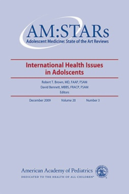 AM:STARS International Health Issues in Adolescents