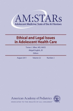 AM:STARs Ethical and Legal Issues in Adolescent Health Care