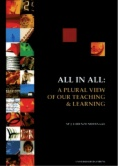 All in all: a plural view of our teaching & learning