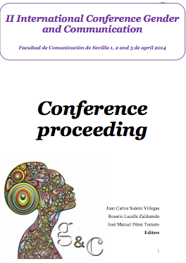 II International Conference Gender and Communication : conference proceedings