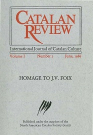 Catalan Review