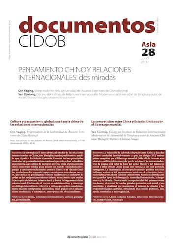 Documentos Cidob : Asia