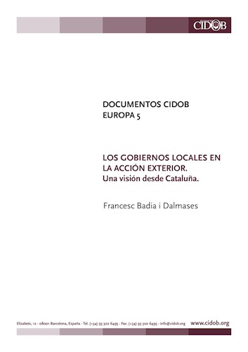 Documentos CIDOB : Europa
